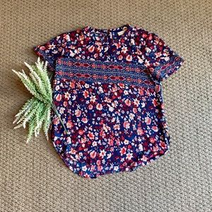 Loft pattern blouse